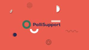 logo design pallisupport