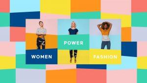 header design women power fashion